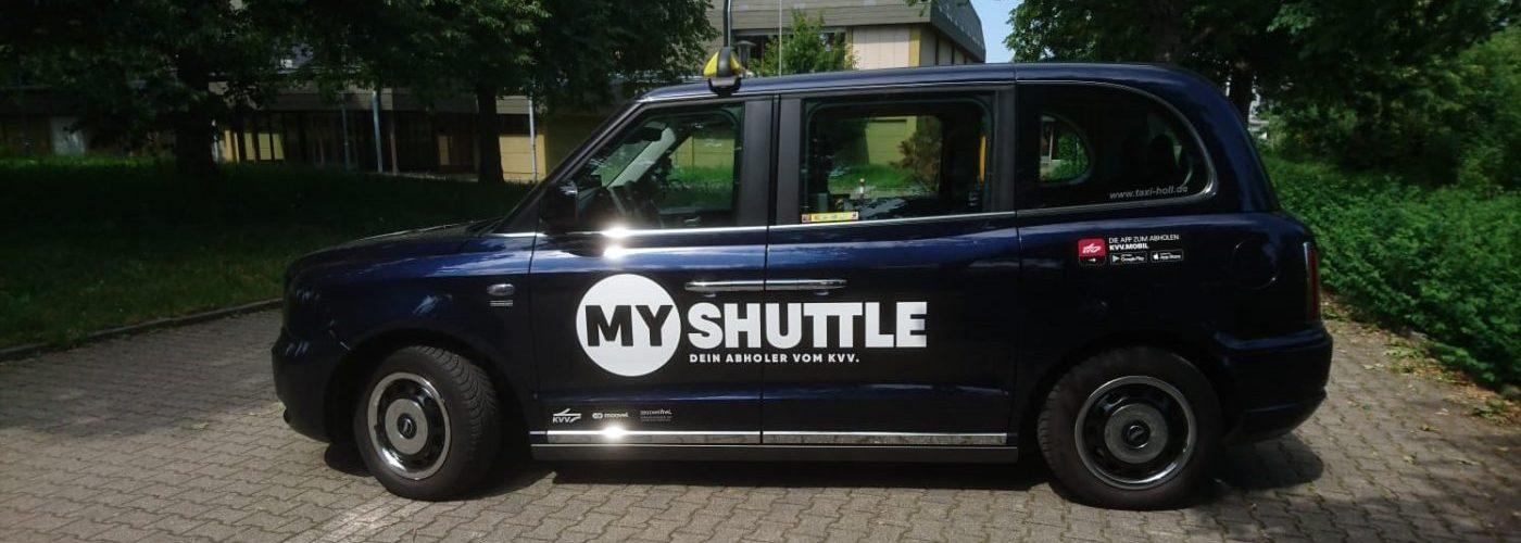 MyShuttle Ettlingen